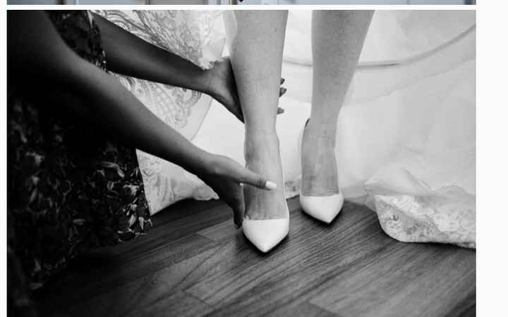 Racconti e consigli sulle scarpe nozze... sono in crisi!! - 1