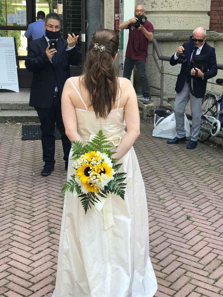 Matrimonio civile 🆘 e poi religioso - 4