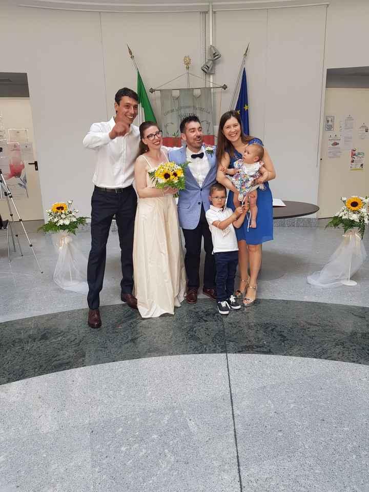 Matrimonio civile 🆘 e poi religioso - 6