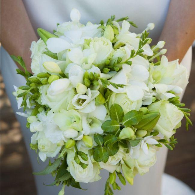 Bouquet sposa e secondo bouquet 6