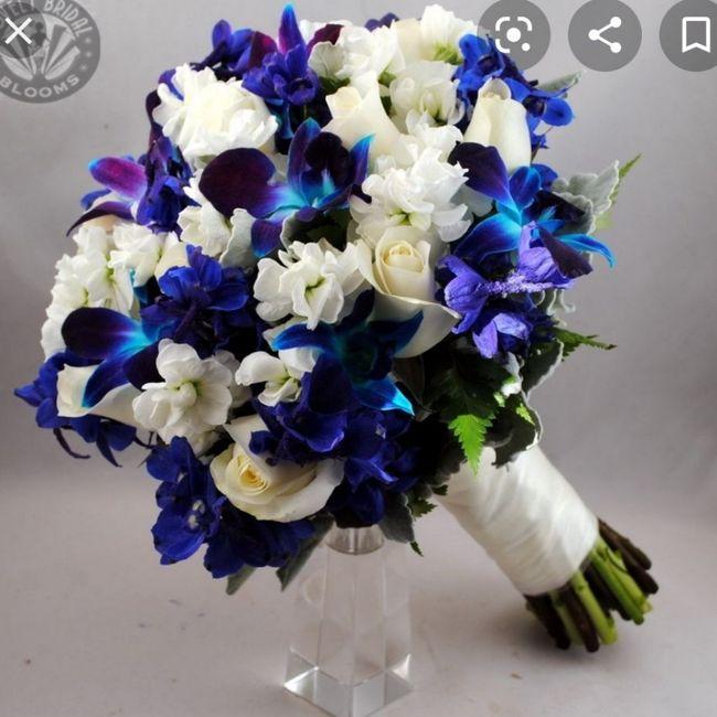 Bouquet sposa e secondo bouquet 4