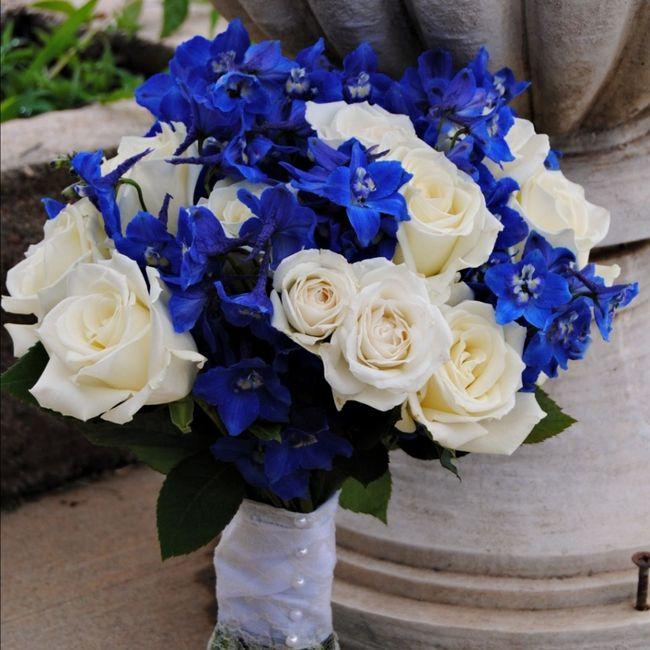 Bouquet sposa e secondo bouquet 5