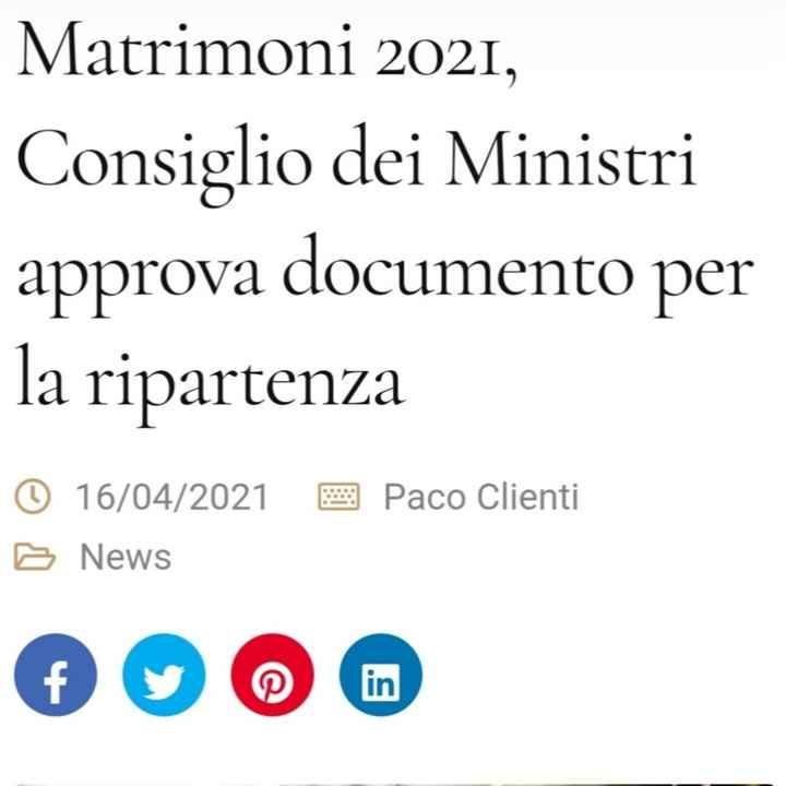 Matrimoni 2021.. - 1