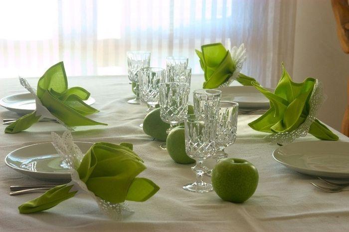 Segnaposto Matrimonio Verde Mela.Verde Mela Consigli Forum Matrimonio Com