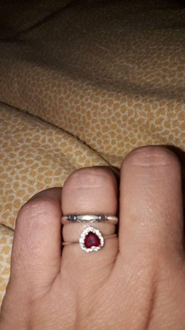 i miei anelli ! Mostratemi i vostri 💎💍❤ 9