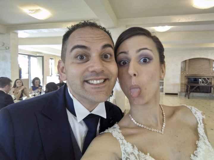 Neo-sposine.. usciamo le foto con i nostri mariti!! 👰🏻🤵🏻 - 1