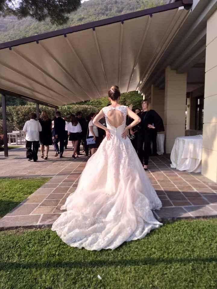 Abito da sposa Nicole Milano - 3