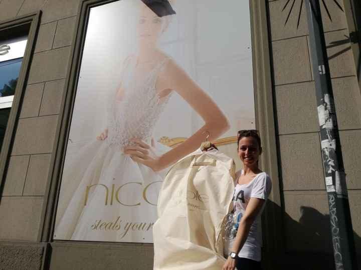 Abito da sposa Nicole Milano - 4