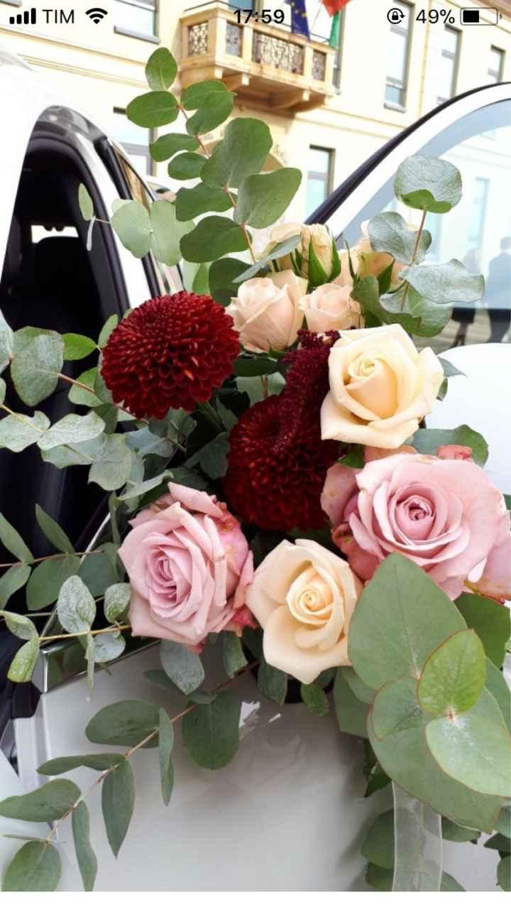 Bouquet sposa per settembre - 1