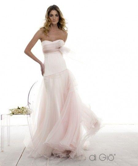 303db82062ca Vestito cipria Spose di Gio ...