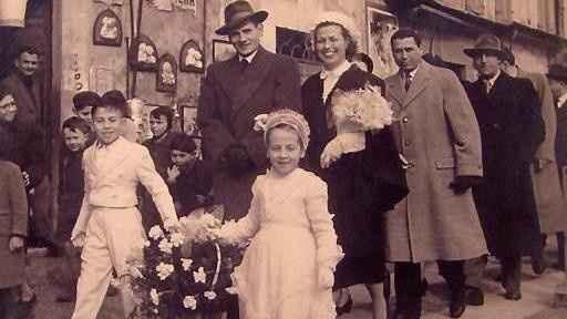 Il matrimonio civile di tanti anni fa 2