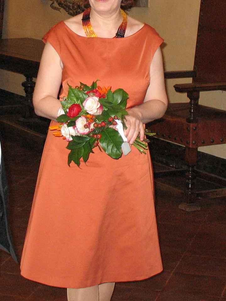 Rito civile vestito da sposa bianco si o no? - 1