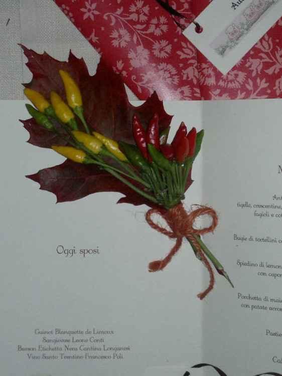 Che fiore avete sciolto, come protagonista delle vostre nozze!? - 1