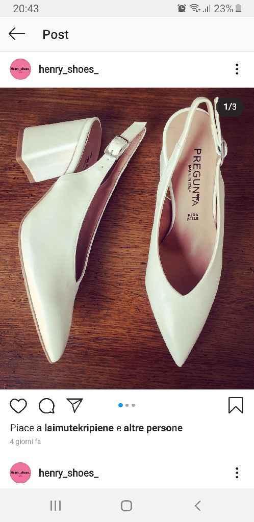 Innamorata di queste scarpe 👠 ☺️😍 - 1