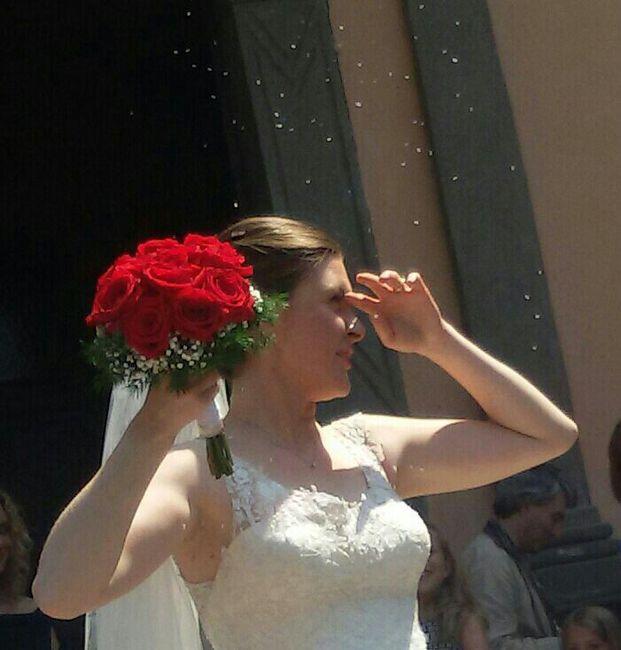I vostri bouquet da sposa come li vorreste o li avete presi!? - 2