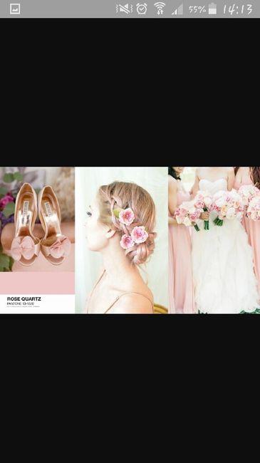 Matrimonio Rosa Quarzo E Azzurro Serenity : Matrimonio in rosa pesca quarzo e e tante idee per