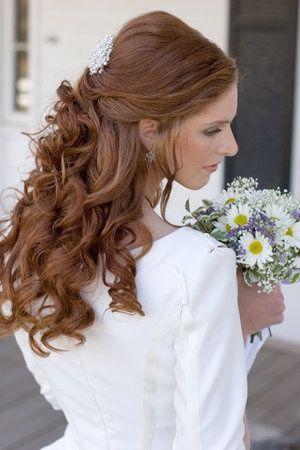 Capelli da matrimonio 5 acconciature per 5 tipi di invitate Marie Claire