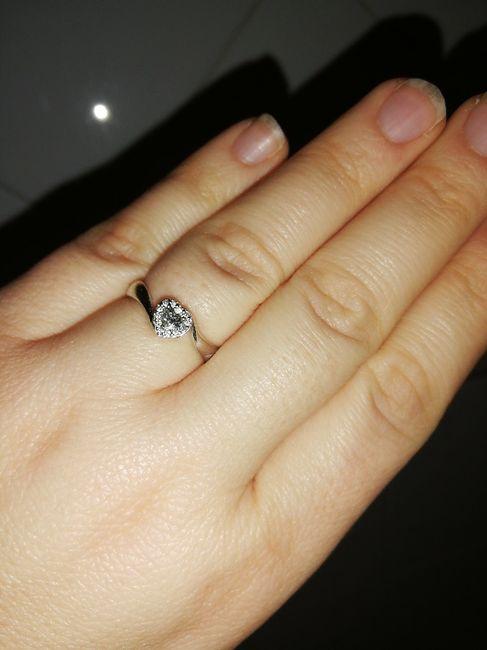 i miei anelli ! Mostratemi i vostri 💎💍❤ 8