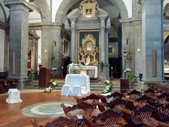 Santa maria nuova , Cortona