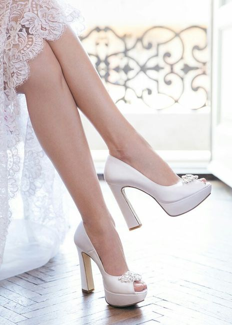 Scarpe sposa aiutooo!! - 3