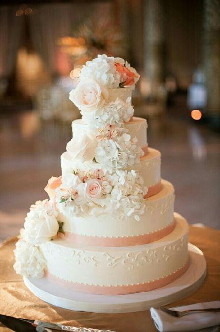 Qualche spunto: wedding cake - 1