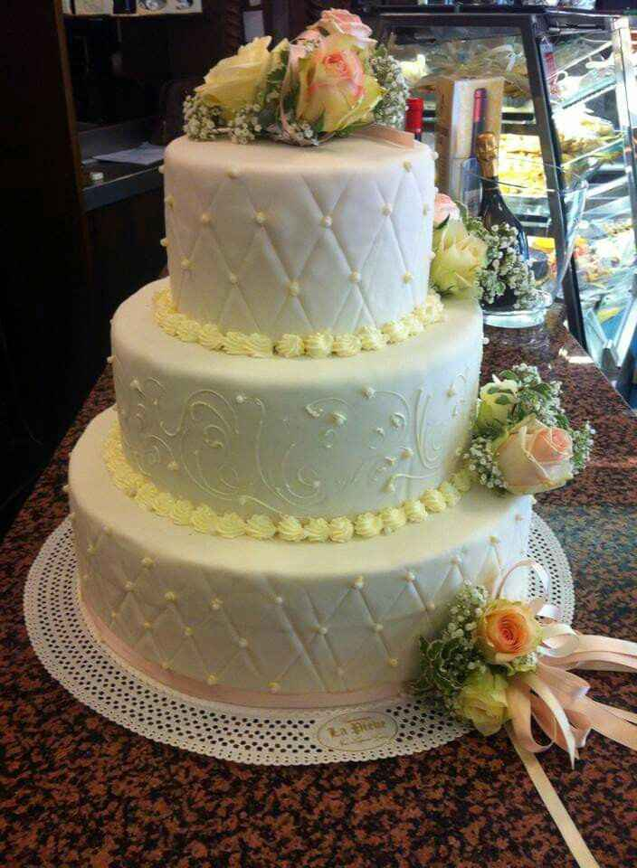 Qualche spunto: wedding cake - 2