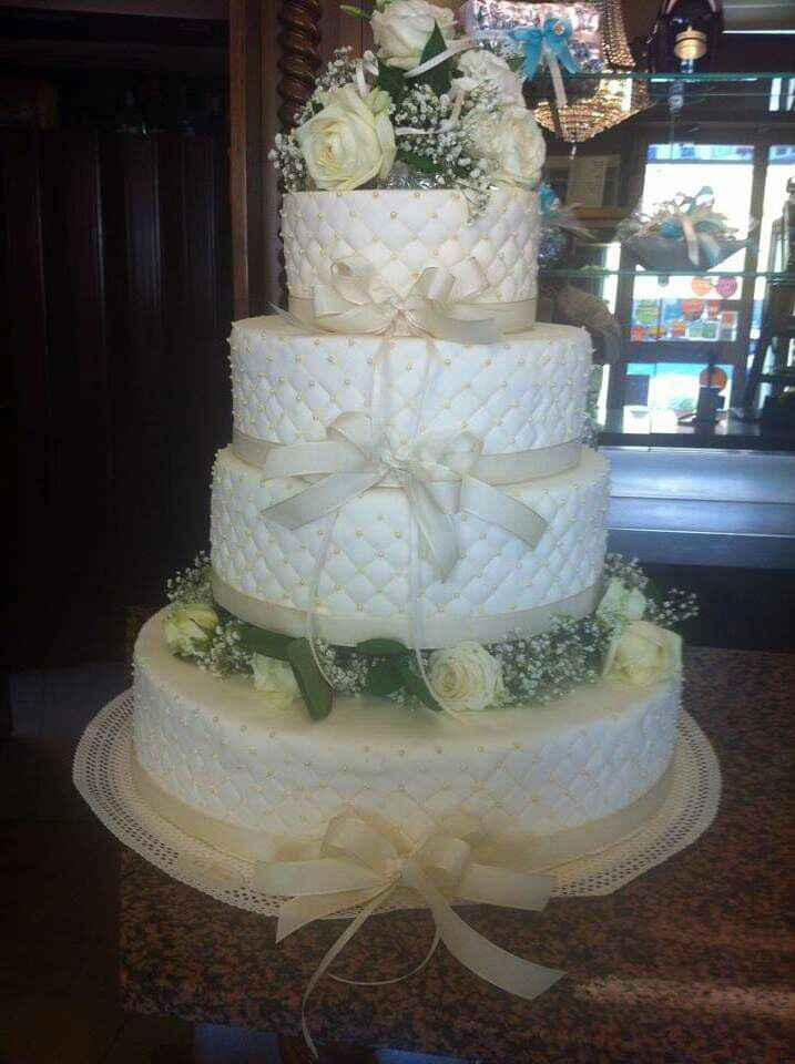 Qualche spunto: wedding cake - 3