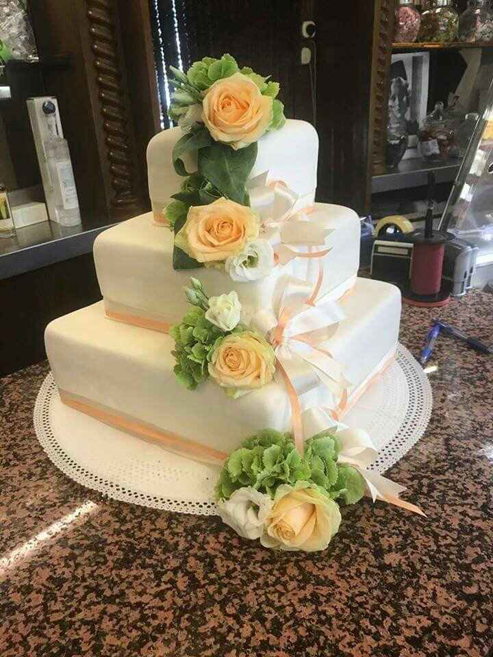 Qualche spunto: wedding cake - 4