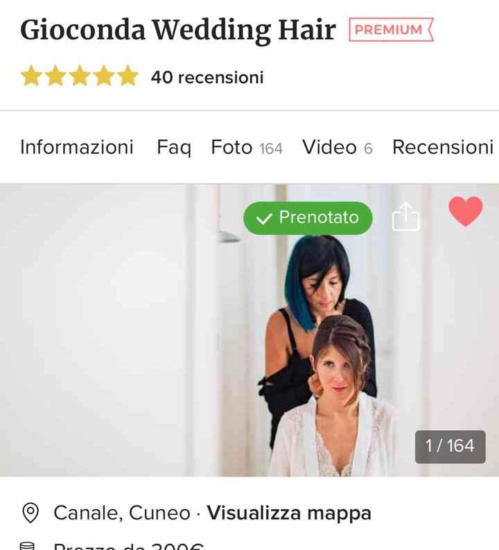 Trucco e Parrucco sposa Torino - 1