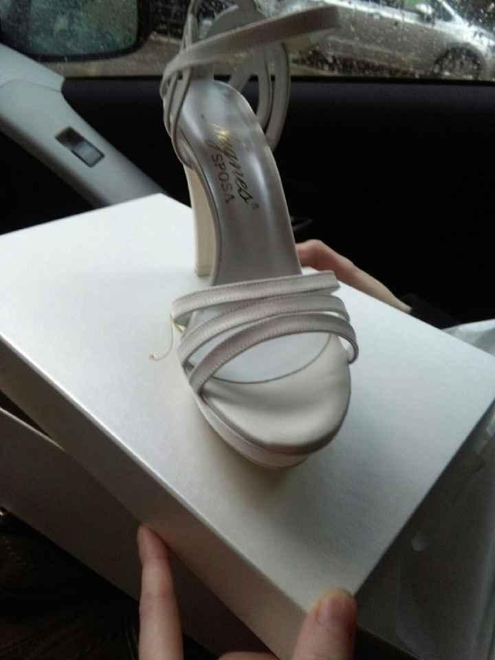 Le mie scarpe (parte seconda) - 1