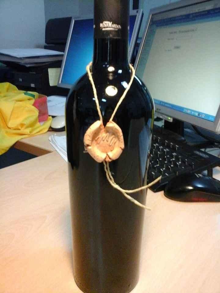 Bomboniera vino - 1