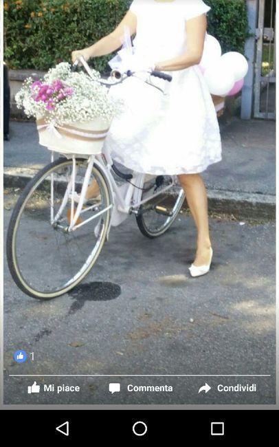 Decorazione bicicletta - 1