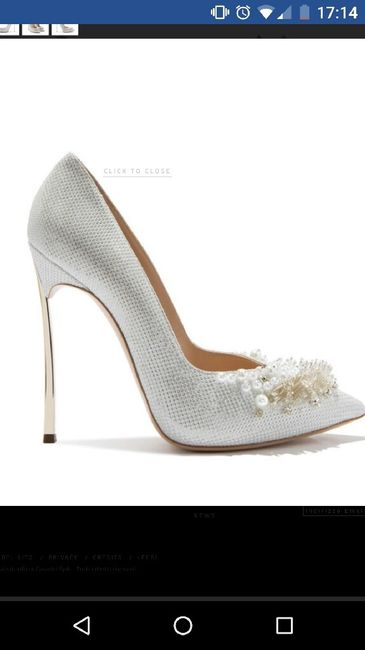 Scarpe casadei- blade - 2