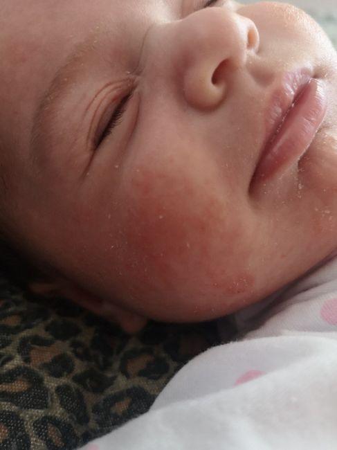 Entrate neonata 1 mese e mezzo.. Help 2