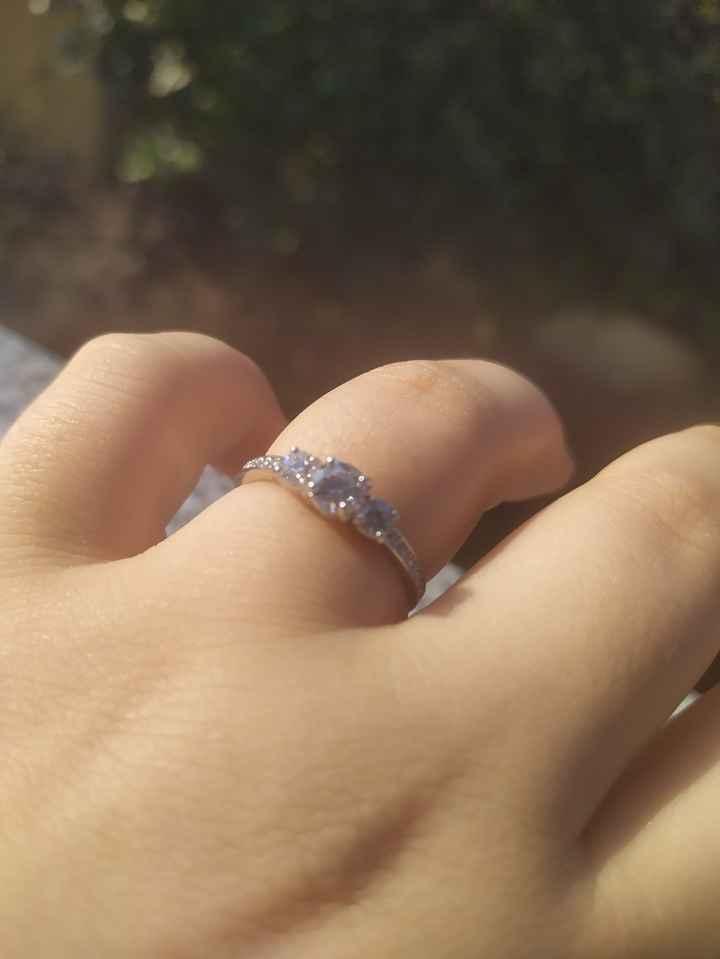 Come è stata la vostra proposta di matrimonio? - 1