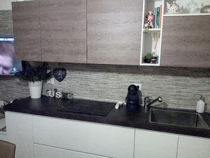 Mattonelle o rivestimento parete cucina - 1