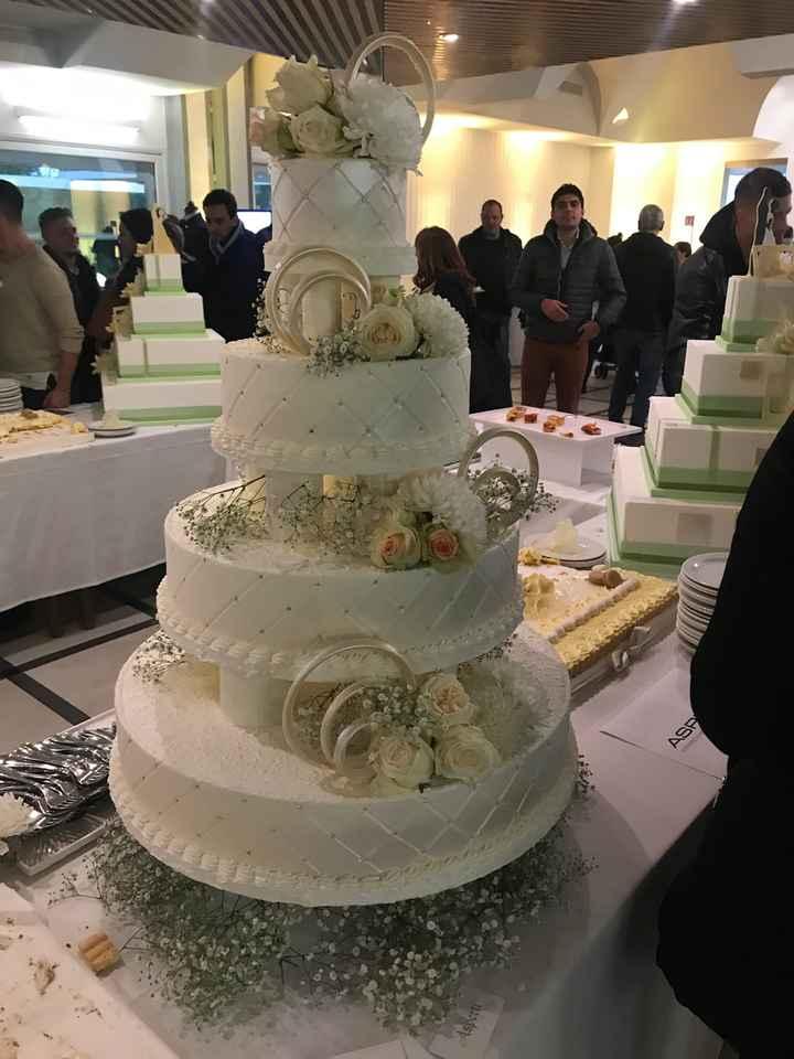 Torta nuziale (?) - 1