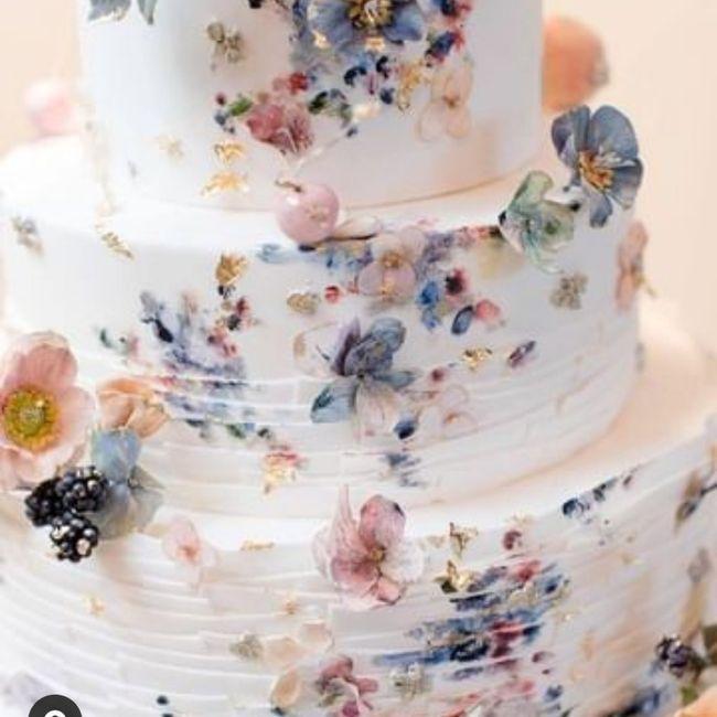 Come deve essere la tua torta nuziale?🍰 1
