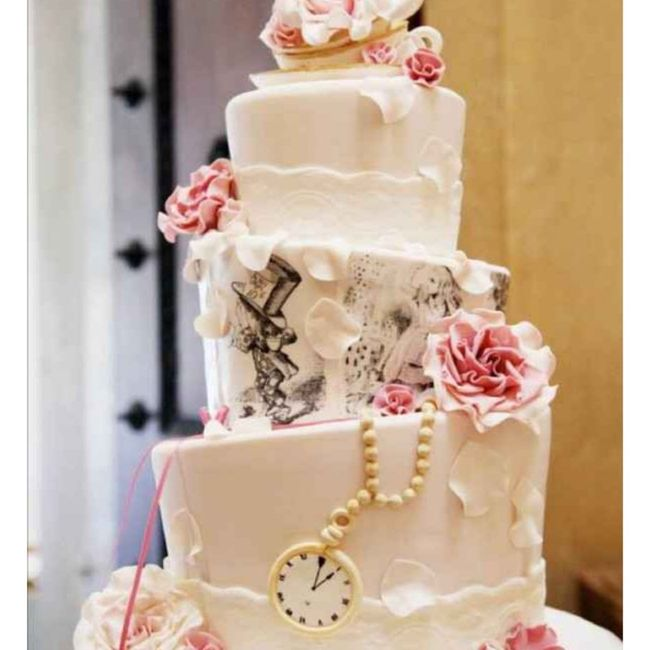 Come deve essere la tua torta nuziale?🍰 3
