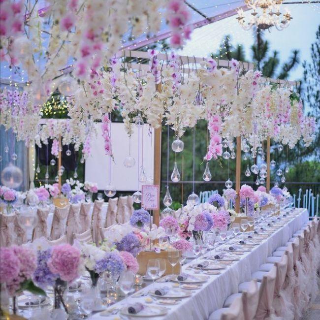 Quale combinazione floreale ti piace di più tra queste proposte? 6