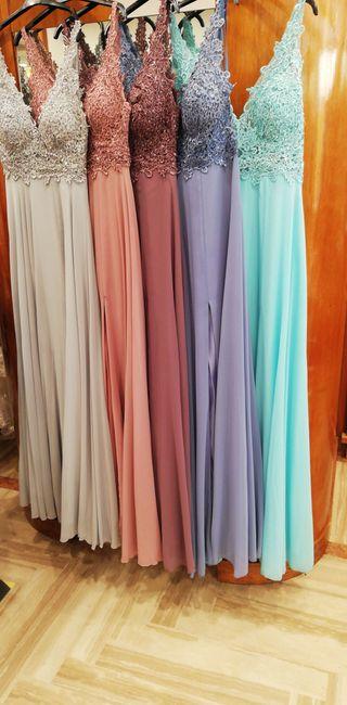 Quale palette di colori sceglieresti per le tue nozze? 1