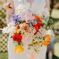 Il vostro bouquet sarà monocolore o con più colori? 1