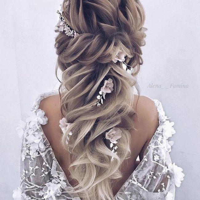 treccia sposa 💇🏼♀️ 8