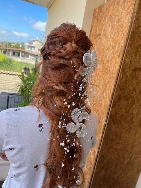 Colore capelli 3