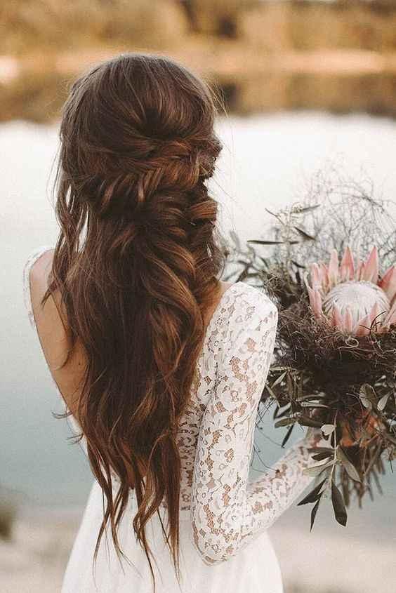 treccia sposa 💇🏼♀️ - 1