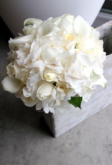 Consiglio bouquet calle 1