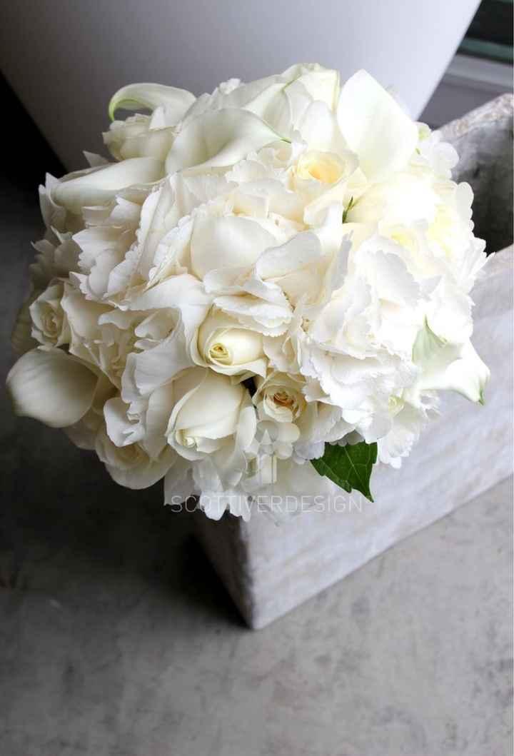 Consiglio bouquet calle - 1