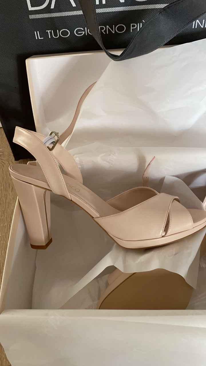 Scarpe sposa Francesco Calzature - 1