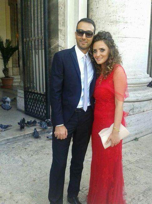 No all abito rosso x invitati.... - Pagina 5 - Moda nozze - Forum ... 504c1e89f96