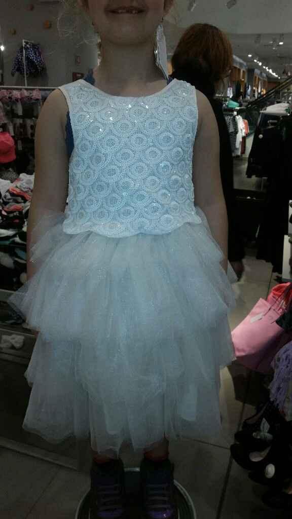 Che sollievo trovato vestito per la mia principessa ??? - 1